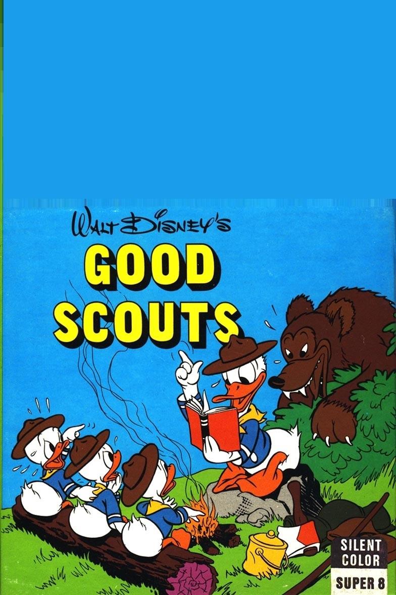 affiche du film Bons Scouts