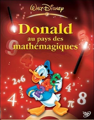 affiche du film Donald au pays des Mathémagiques