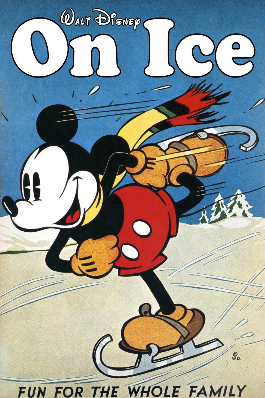 affiche du film Mickey Patine