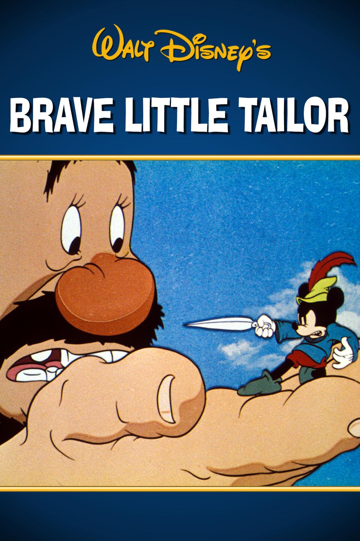 affiche du film Le Brave Petit Tailleur