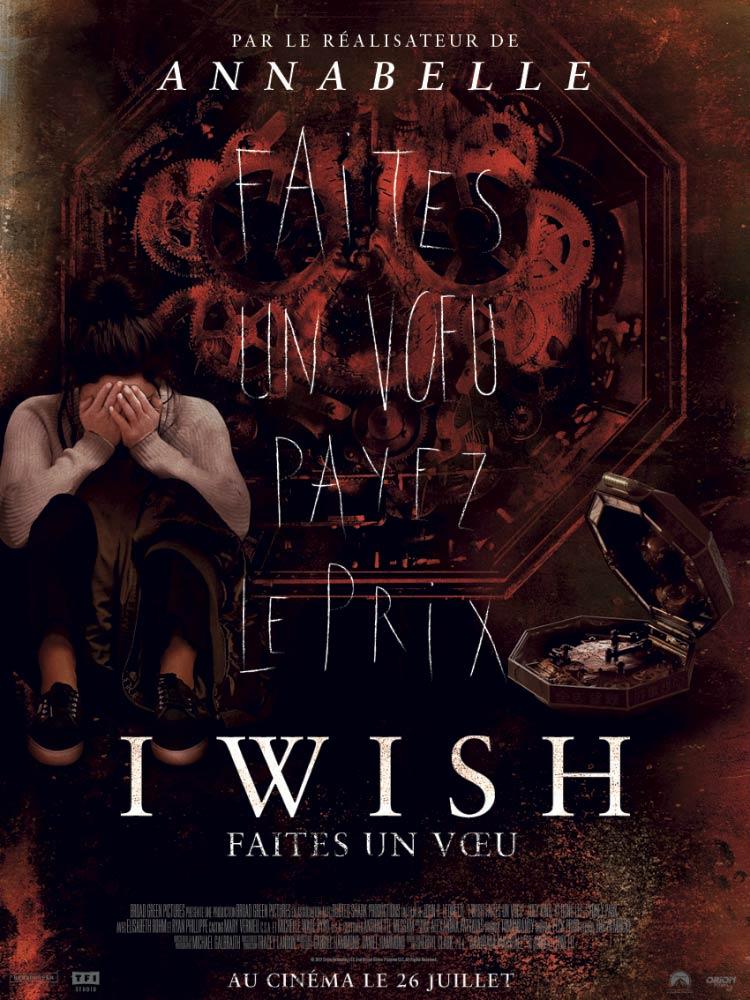 affiche du film I Wish : Faites un vœu