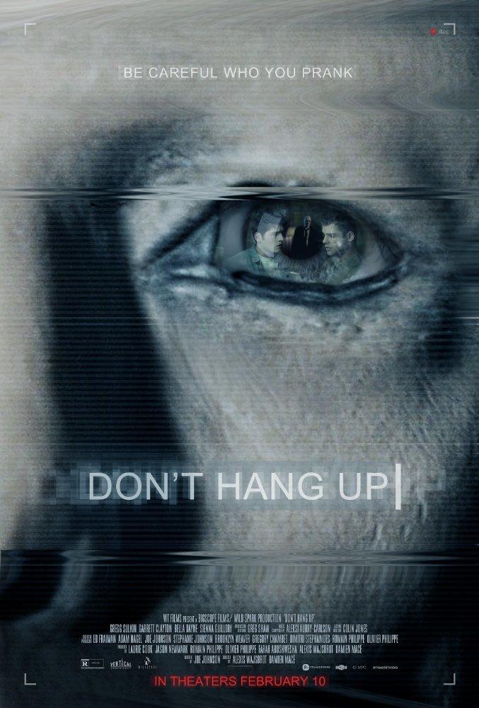 affiche du film Don't Hang Up