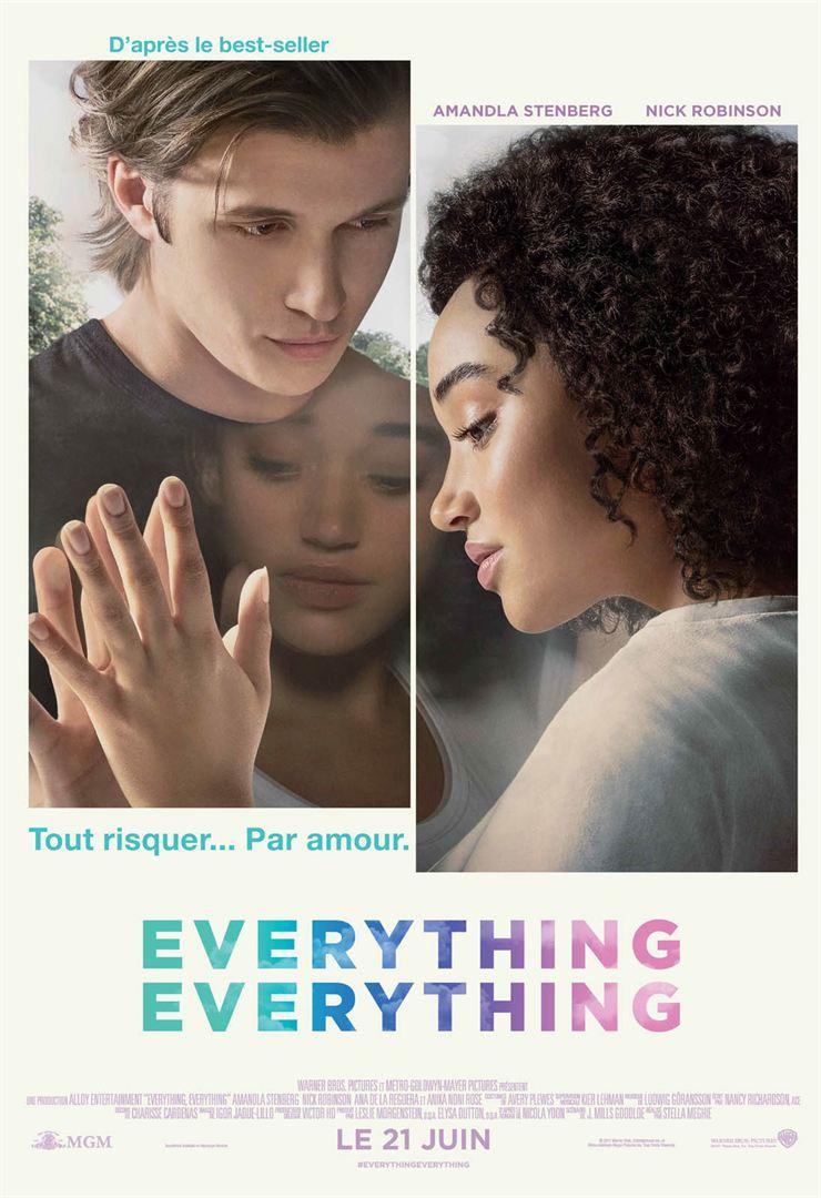 affiche du film Everything, Everything