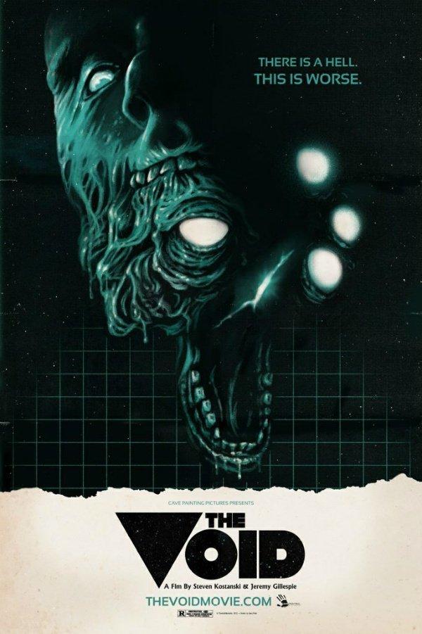 affiche du film The Void