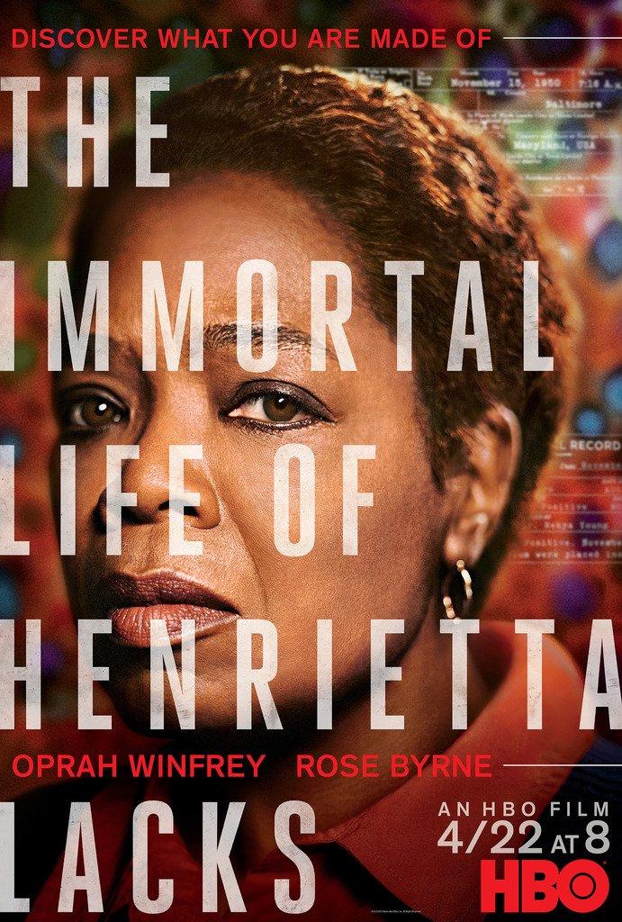 affiche du film The Immortal Life of Henrietta Lacks (TV)