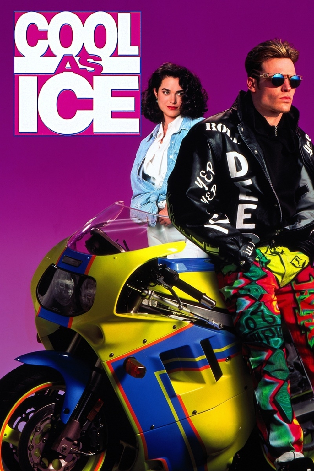 affiche du film Cool as Ice