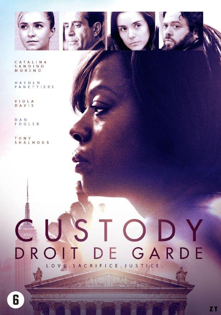 affiche du film Custody