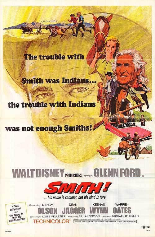 affiche du film Smith !