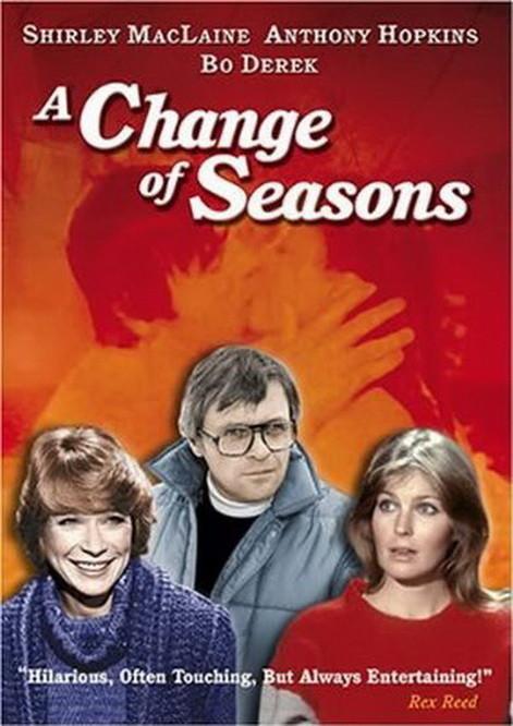affiche du film A Change of Seasons