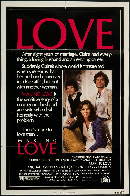 affiche du film Making Love
