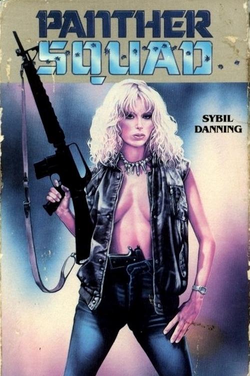 affiche du film Commando Panther
