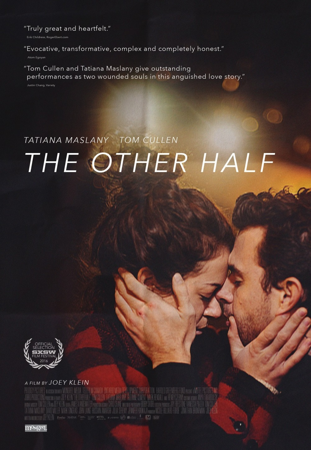 affiche du film The Other Half