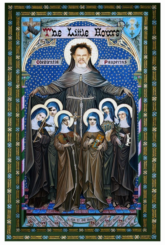 affiche du film The Little Hours