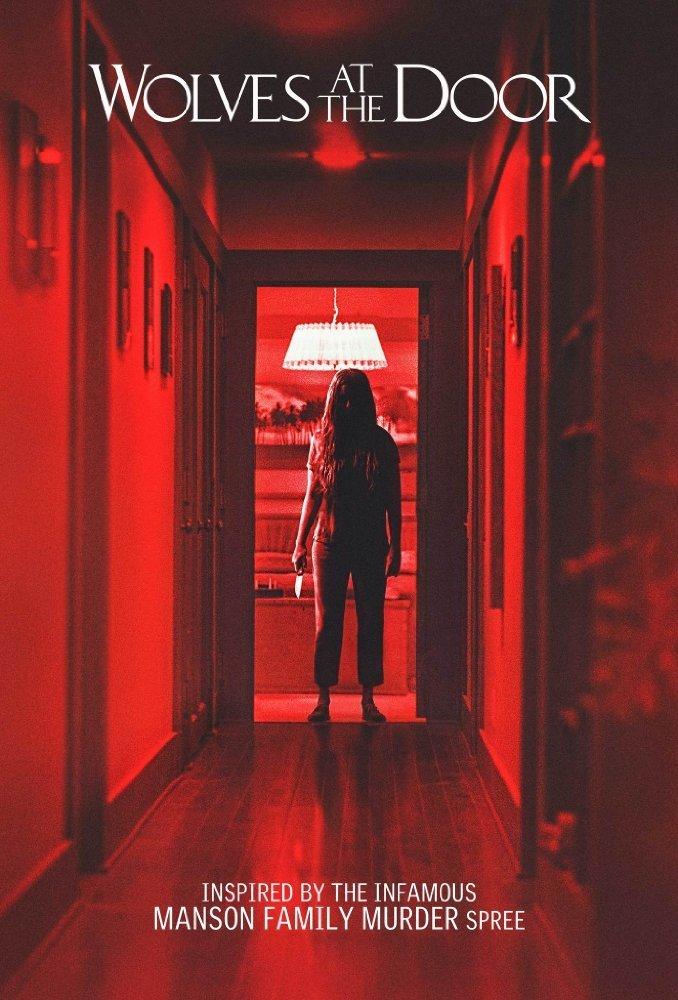 affiche du film Wolves at the Door