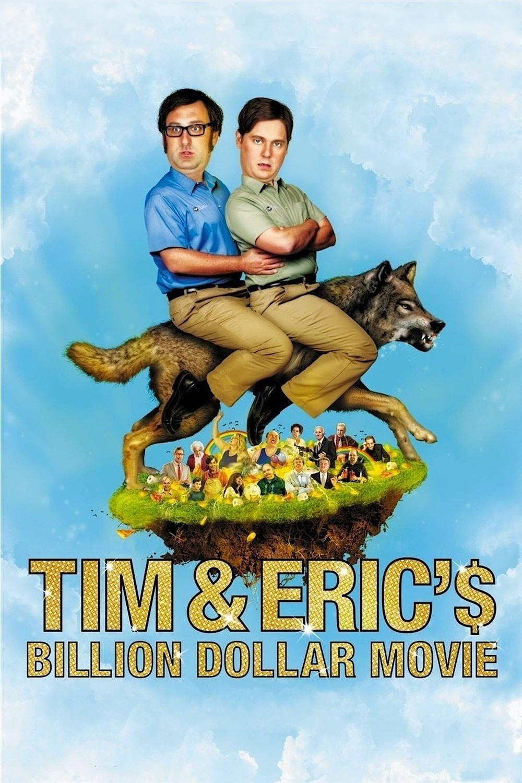 affiche du film Tim et Eric