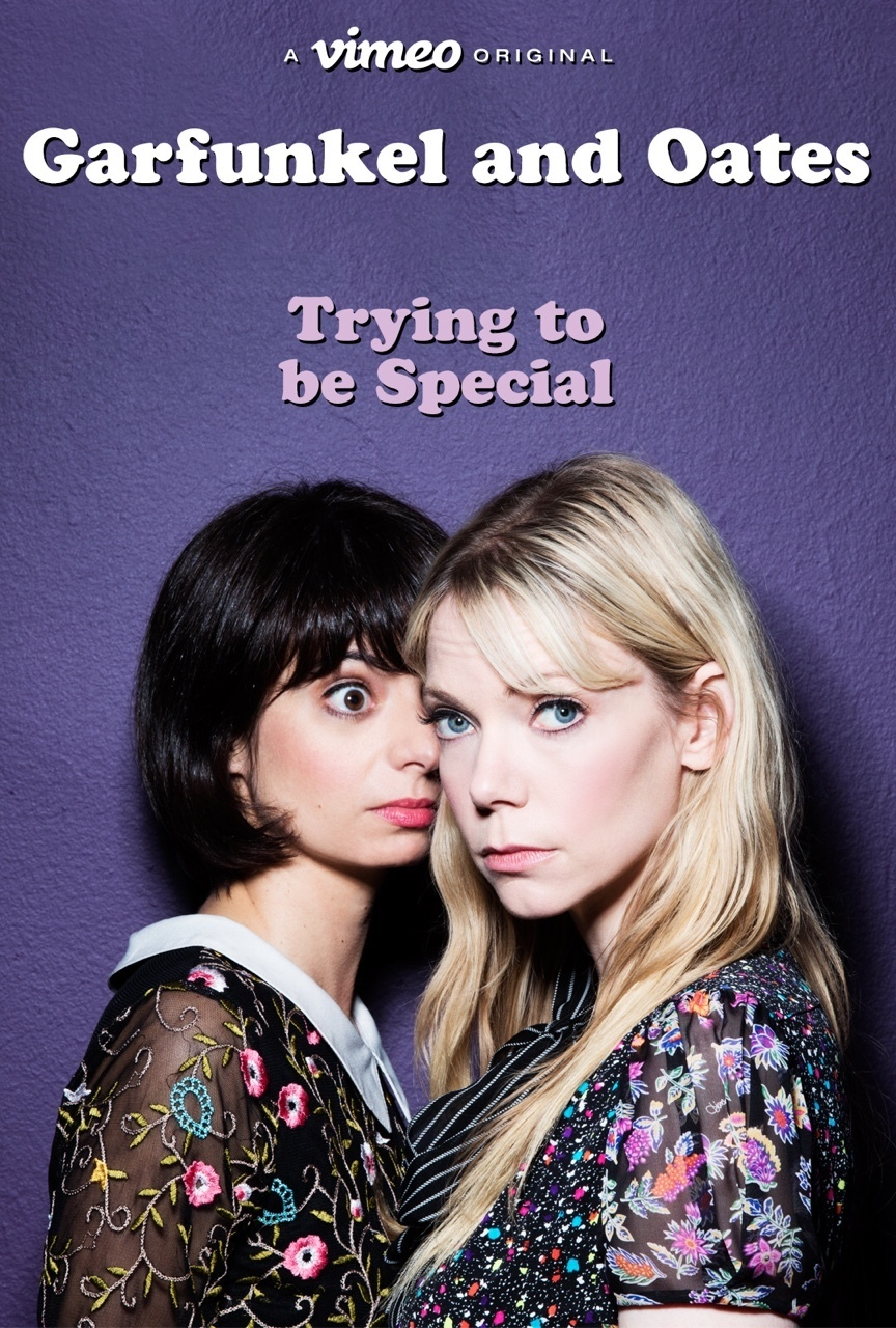 affiche du film Garfunkel and Oates: Trying to be Special