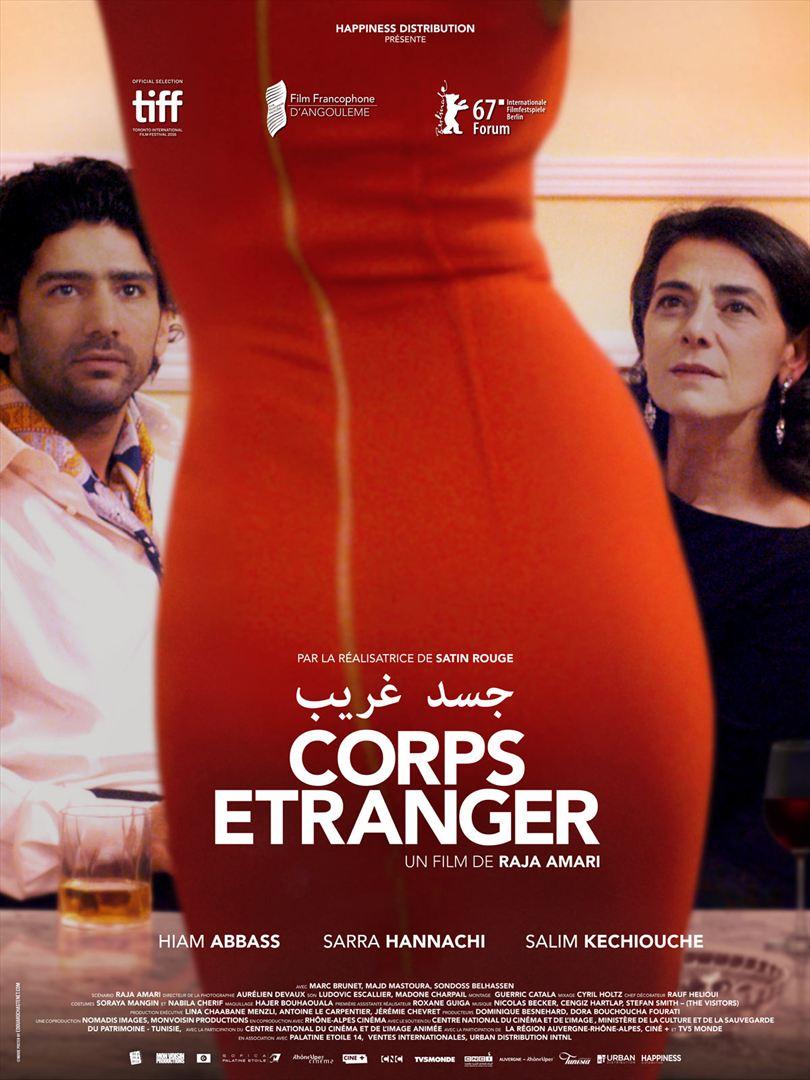 affiche du film Corps étranger