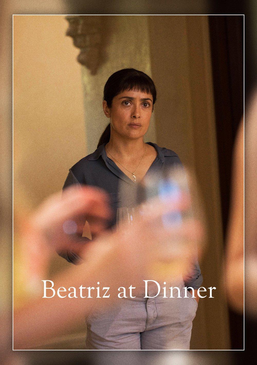 affiche du film Beatriz at Dinner