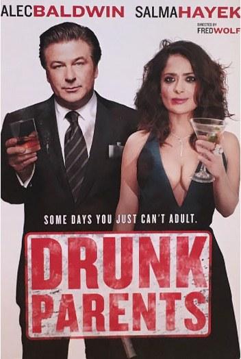 affiche du film Drunk Parents