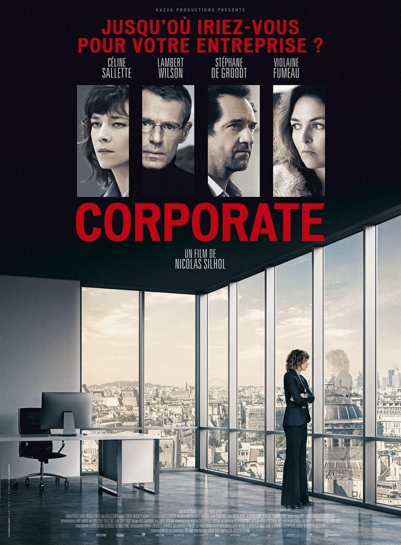affiche du film Corporate