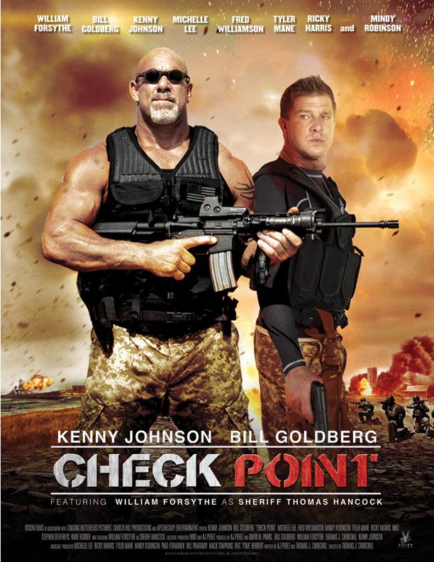 affiche du film Check Point
