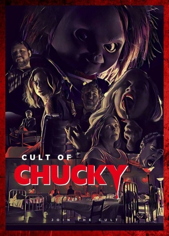 affiche du film Le Retour de Chucky