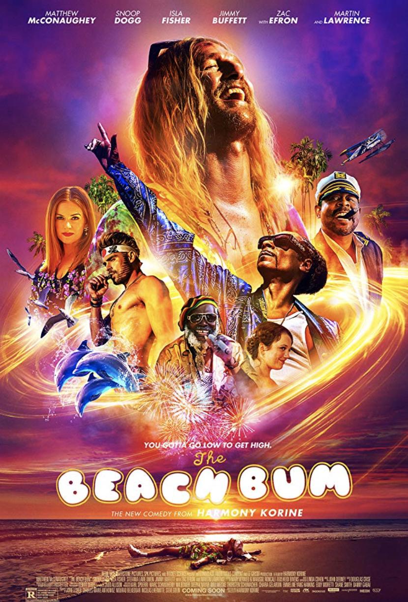 affiche du film The Beach Bum