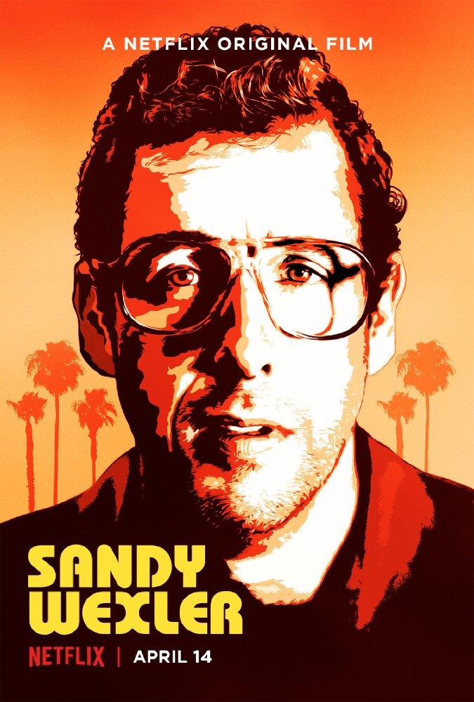 affiche du film Sandy Wexler