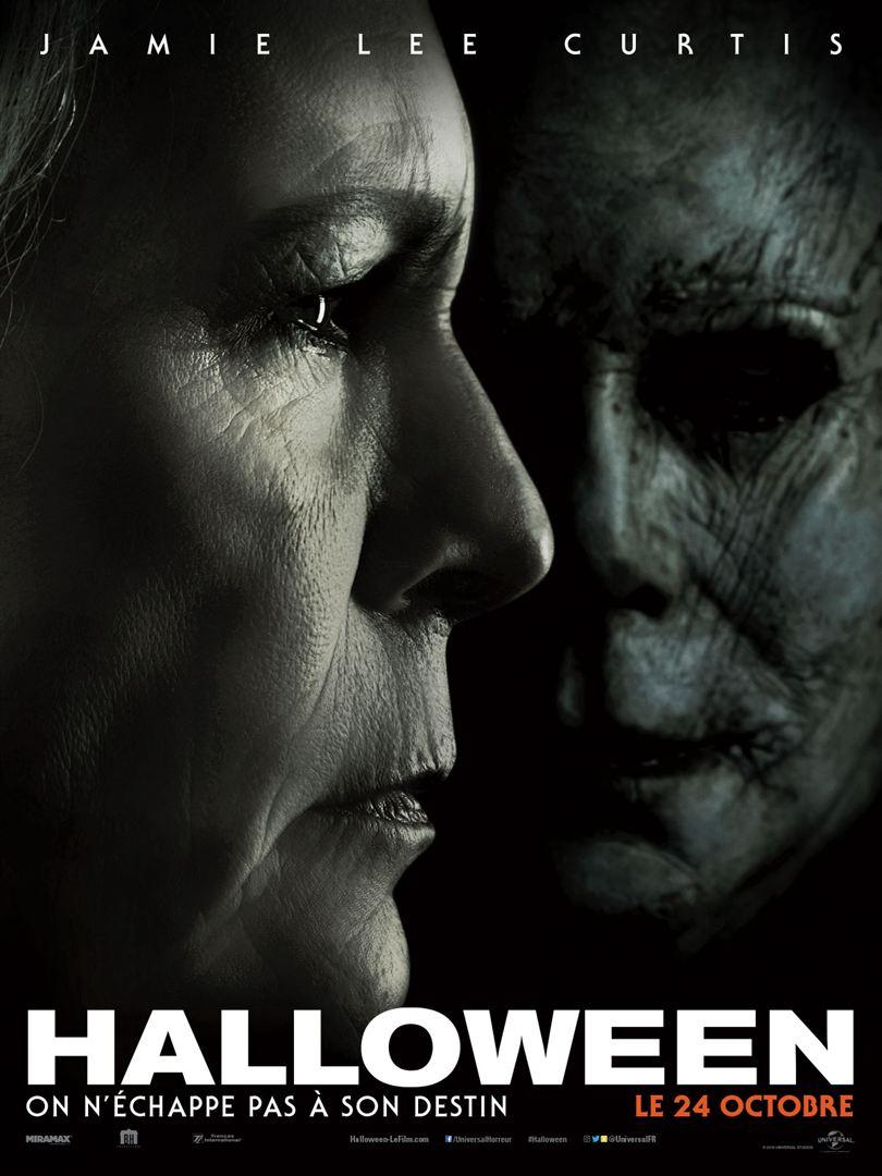 affiche du film Halloween (2018)
