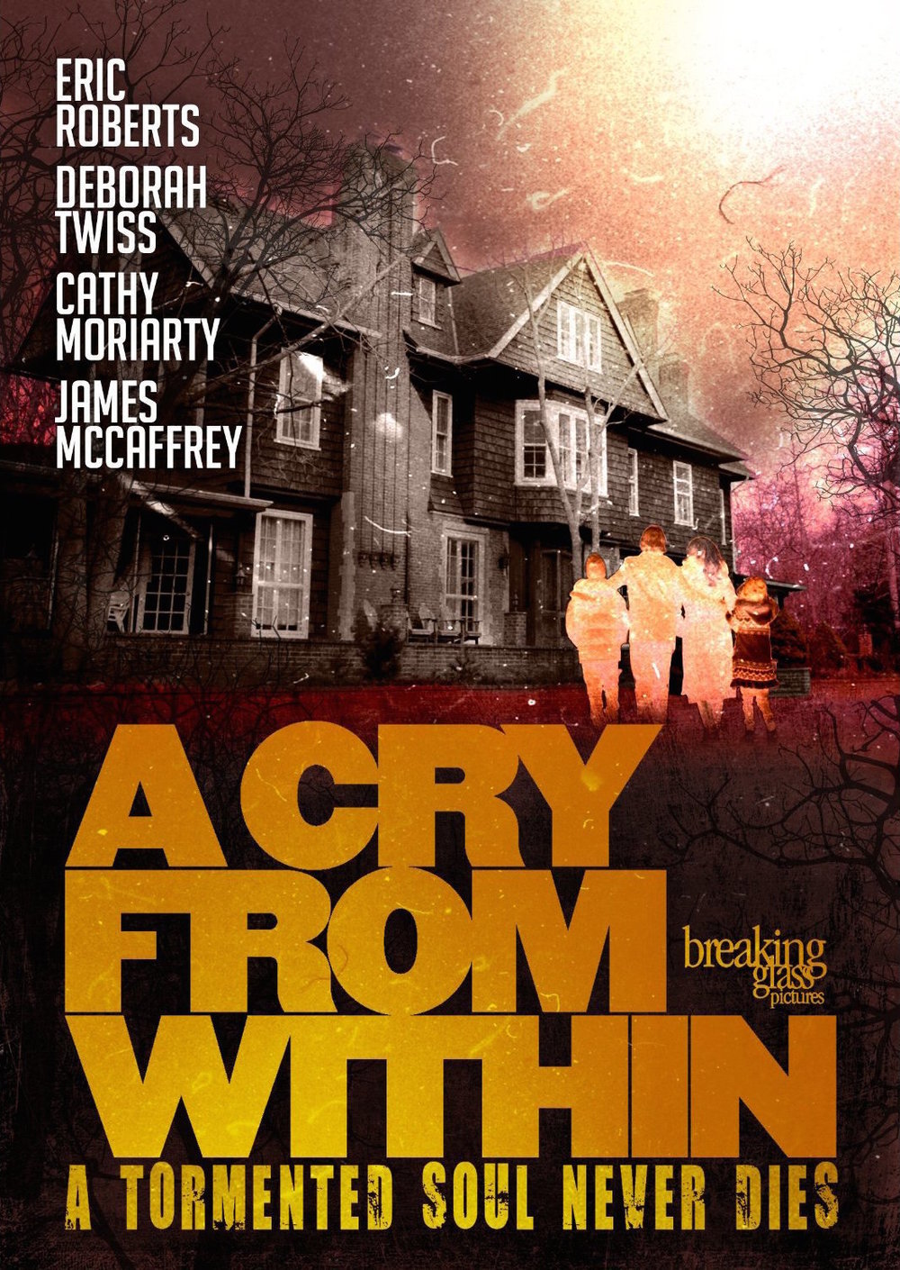 affiche du film A Cry from Within