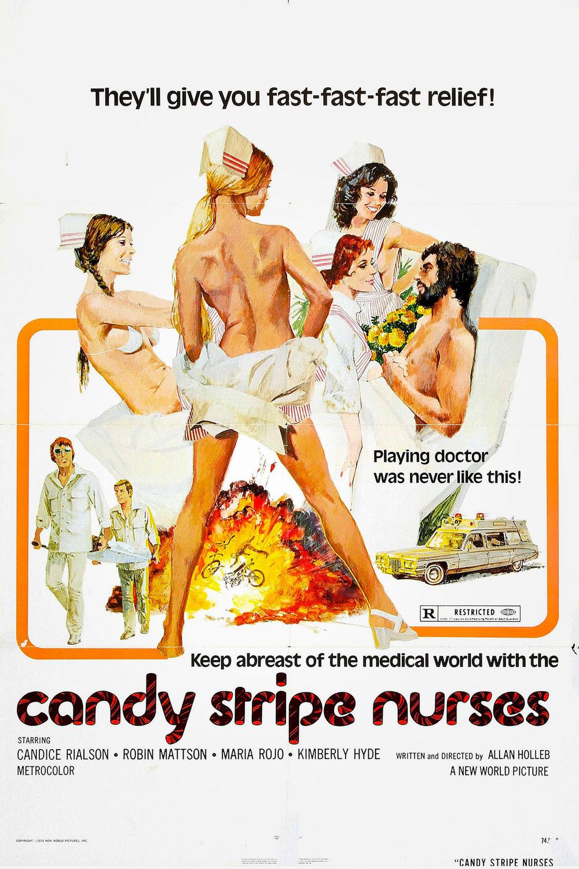 Candy Stripe Nurses (1974) :: starring: Robin Mattson