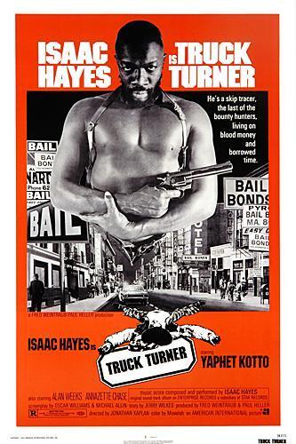 affiche du film Truck Turner & Cie.