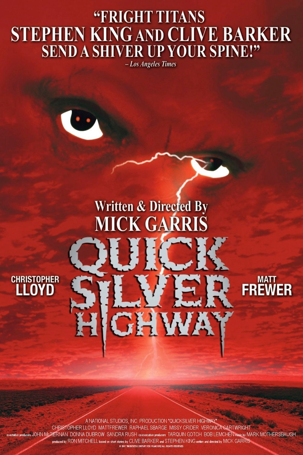 affiche du film Quicksilver Highway (TV)