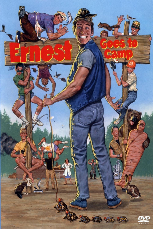 affiche du film Ernest et les joyeuses colonies