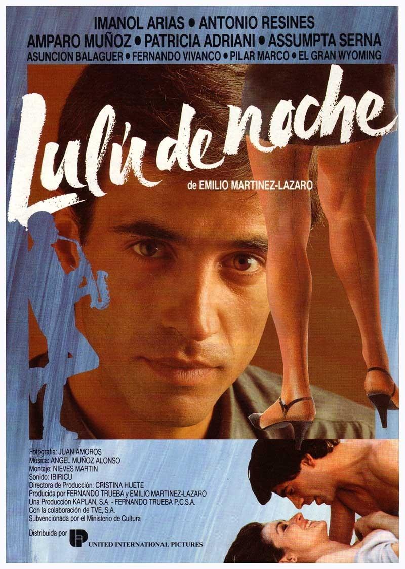 affiche du film Lulú de noche
