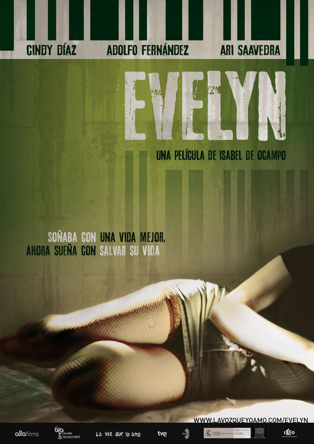 affiche du film Evelyn (2012)