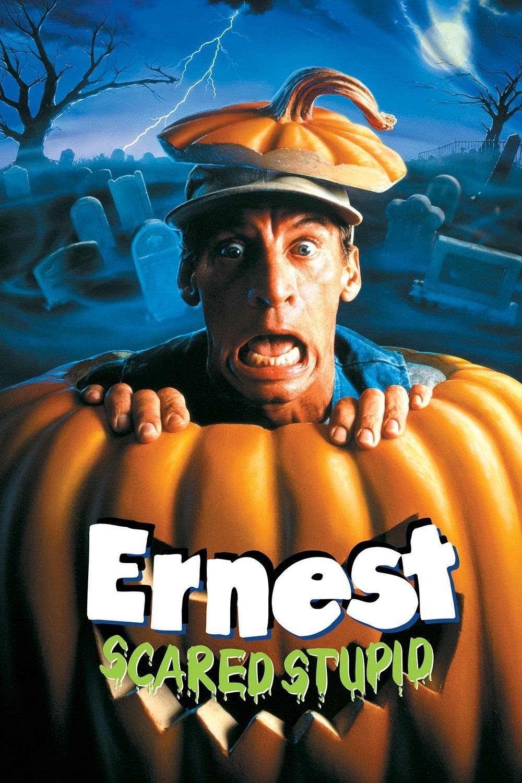 affiche du film Ernest à la chasse aux monstres