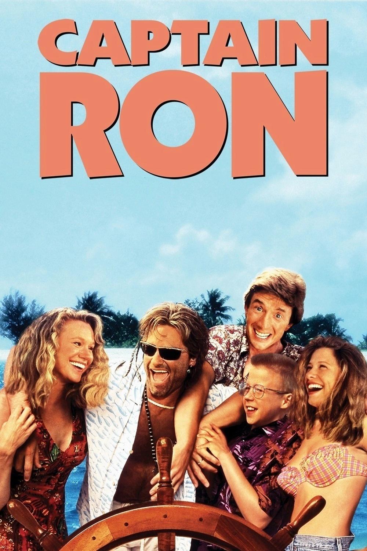 affiche du film Captain Ron