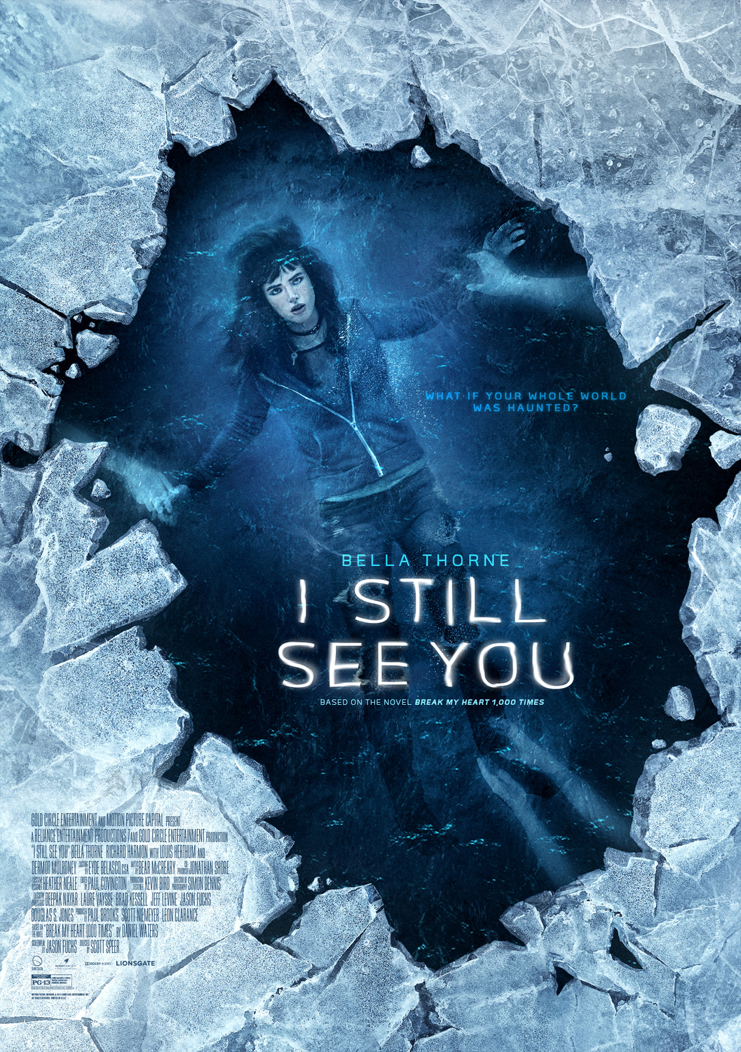 affiche du film I Still See You