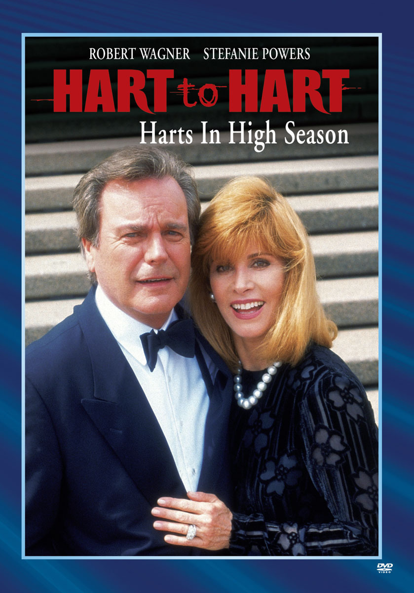 affiche du film Hart to Hart: Harts in High Season (TV)