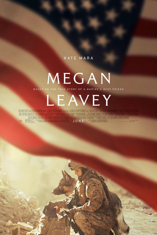 affiche du film Megan Leavey