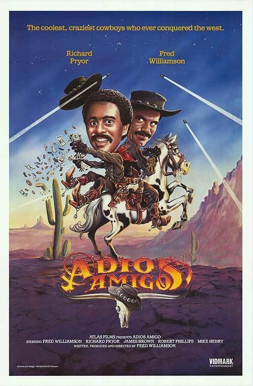 affiche du film Adiós Amigo