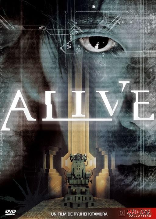 affiche du film Alive (2002)