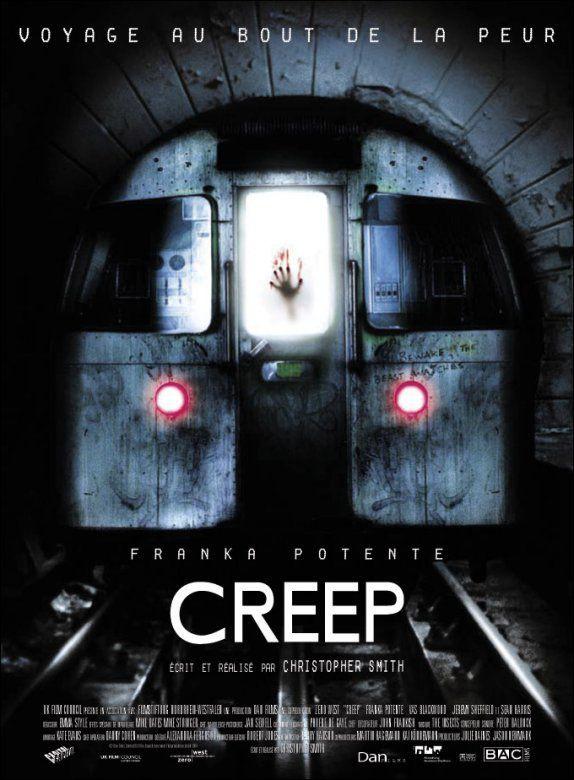 affiche du film Creep