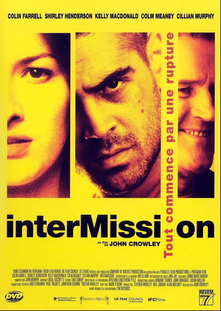 affiche du film Intermission