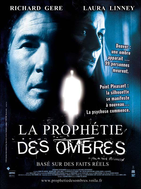 affiche du film La prophétie des ombres