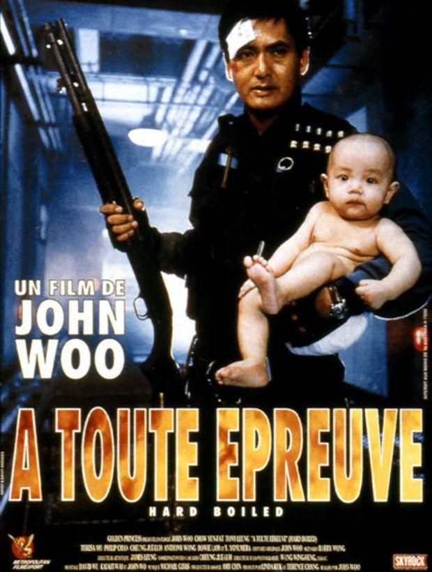 affiche du film À toute épreuve (1992)
