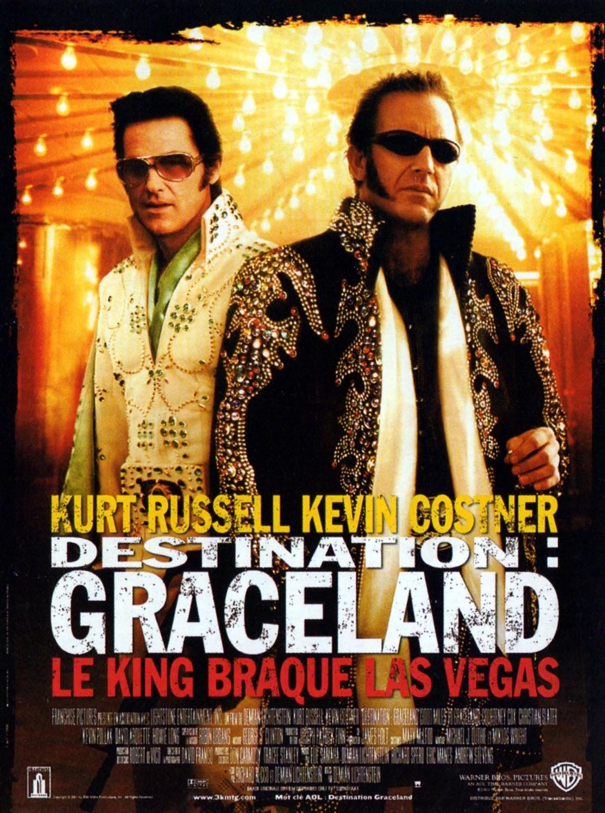 affiche du film Destination: Graceland