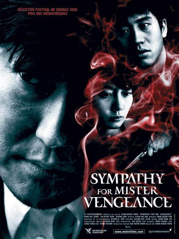 affiche du film Sympathy for Mr. Vengeance