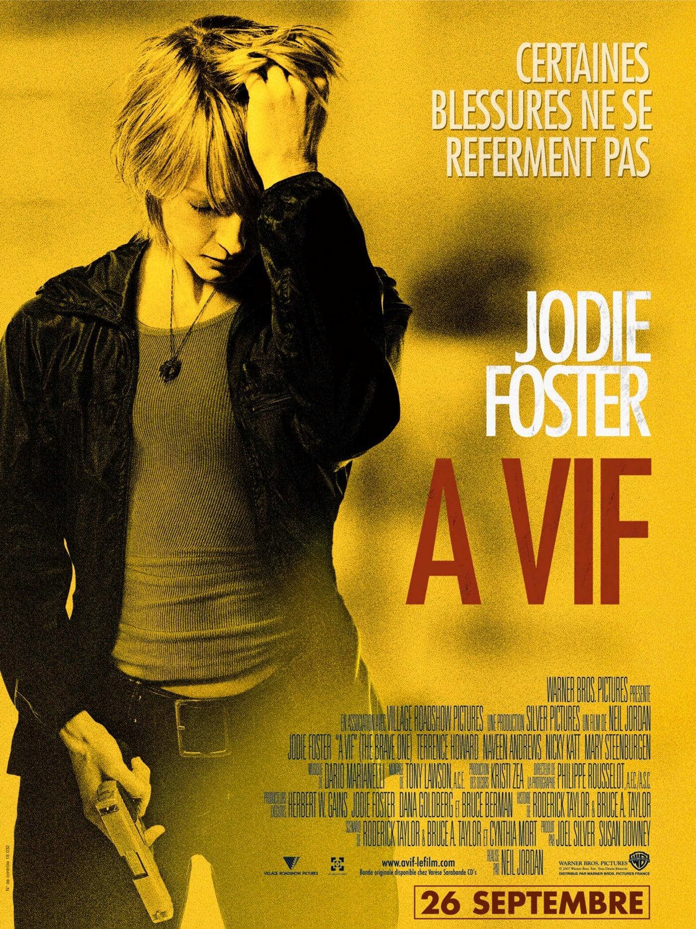 affiche du film À vif